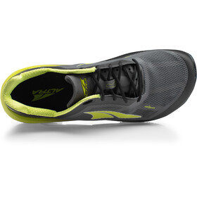 Altra Duo Road Running Shoes Men gray/lime